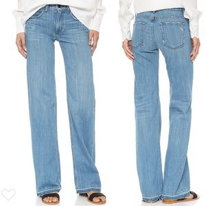 NWT Helmut Lang Flare Jeans